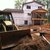 Bentonville, Virginia Septic System OSE Construction Permit & Inspection
