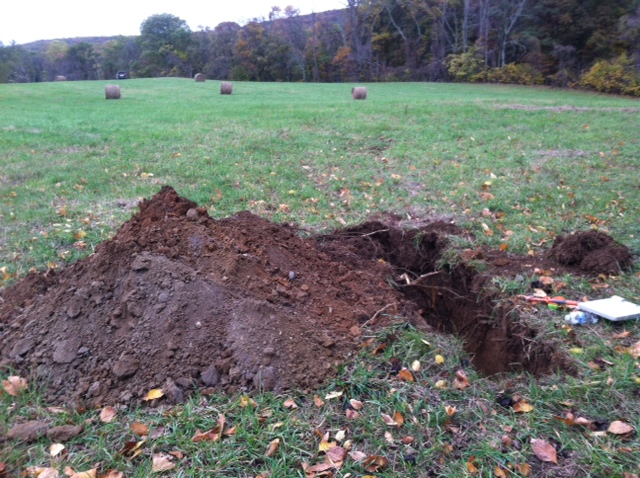 Loudoun County, VA Soil Evaluation ( Perc Test )