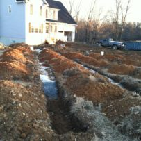 The Plains, Virginia Septic System Final Inspection